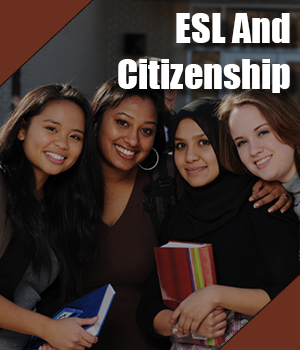 esl and citizenship the literacy center