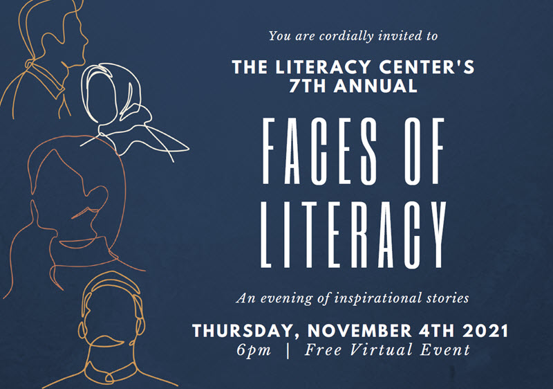 faces of literacy